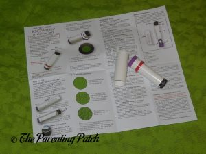 KNOWHEN Advanced Ovulation Test Kit and Instructions