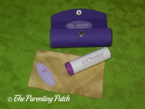 KNOWHEN Advanced Ovulation Test Kit in Case