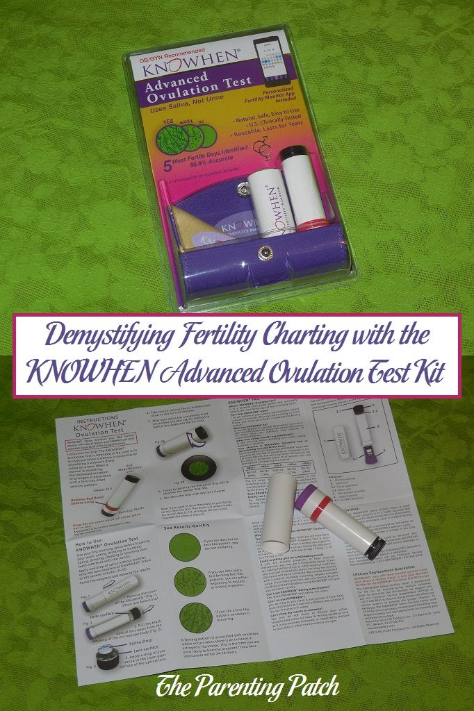 Demystifying Fertility Charting with the KNOWHEN Advanced Ovulation Test Kit