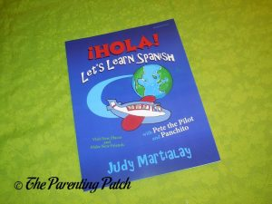 Cover of '¡Hola! Let's Learn Spanish'