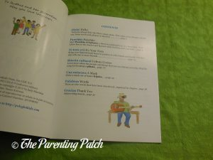 Inside Pages of '¡Hola! Let's Learn Spanish' 2