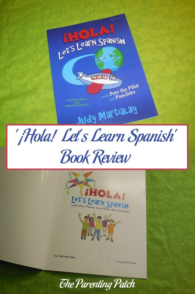 '¡Hola! Let's Learn Spanish' Book Review