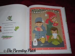 Inside Pages of 'The 12 Joys of Christmas' 1