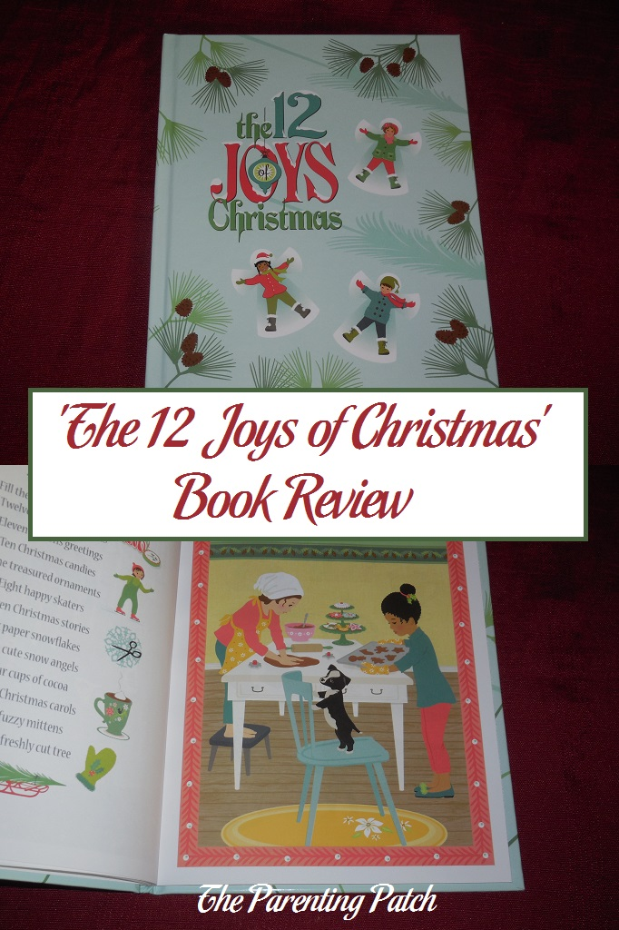 The Joys Of Christmas.The 12 Joys Of Christmas Book Review Parenting Patch
