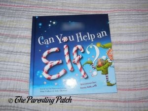 Put Me in the Story 'Can You Help an Elf?' Cover