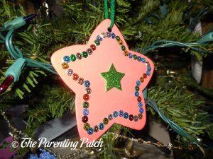 Foam Star Ornament