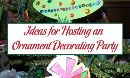 Ideas for Hosting an Ornament Decorating Party