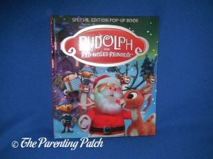 Cover of 'Rudolph the Red-Nosed Reindeer Pop-Up Book'