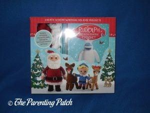 'Rudolph the Red-Nosed Reindeer Crochet' Kit