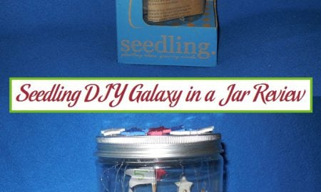 Seedling DIY Galaxy in a Jar Review