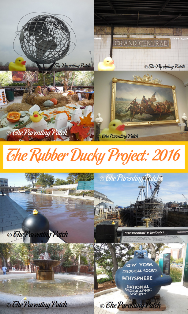 The Rubber Ducky Project: 2016