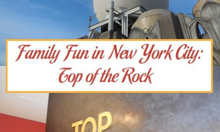 Family Fun in New York City: Top of the Rock