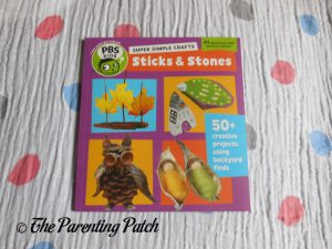 Cover of 'Super Simple Crafts: Sticks and Stones'