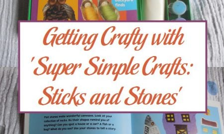 Getting Crafty with 'Super Simple Crafts: Sticks and Stones'