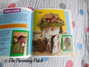 Inside Pages of 'Super Simple Crafts: Sticks and Stones' 3