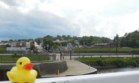 The Duck and Hannibal, Missouri