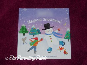 Cover of 'My Magical Snowman' from I See Me!