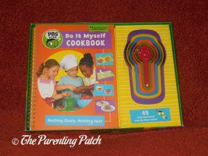 'Do It Myself Kids Cookbook' from PBS Kids