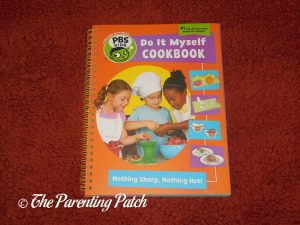 Cover of 'Do It Myself Kids Cookbook' from PBS Kids