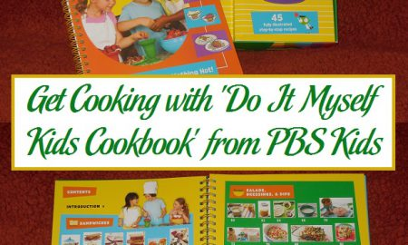 Get Cooking with 'Do It Myself Kids Cookbook' from PBS Kids