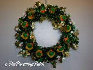St. Patrick's Day Duck-oration Wreath