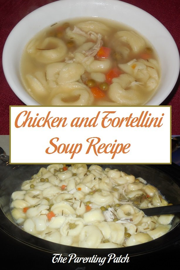 Chicken and Tortellini Soup Recipe