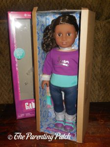 Unboxing American Girl 2017 Girl of the Year Gabriela