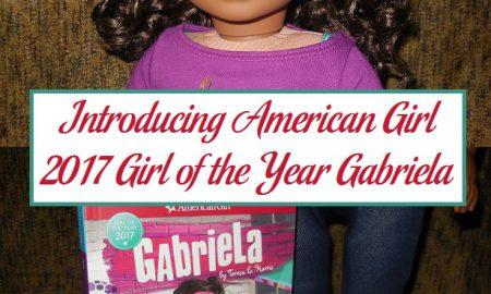 Introducing American Girl 2017 Girl of the Year Gabriela