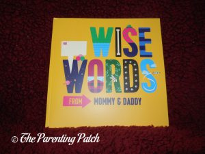 Cover of 'Wise Words for Kids'