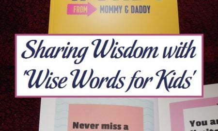 Sharing Wisdom with 'Wise Words for Kids'