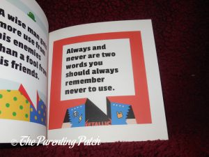 Quote 4 of 'Wise Words for Kids'