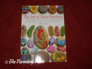 Cover of 'The Art of Stone Painting: 30 Designs to Spark Your Creativity'