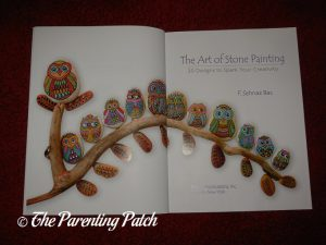 Inside Pages of 'The Art of Stone Painting: 30 Designs to Spark Your Creativity' 1