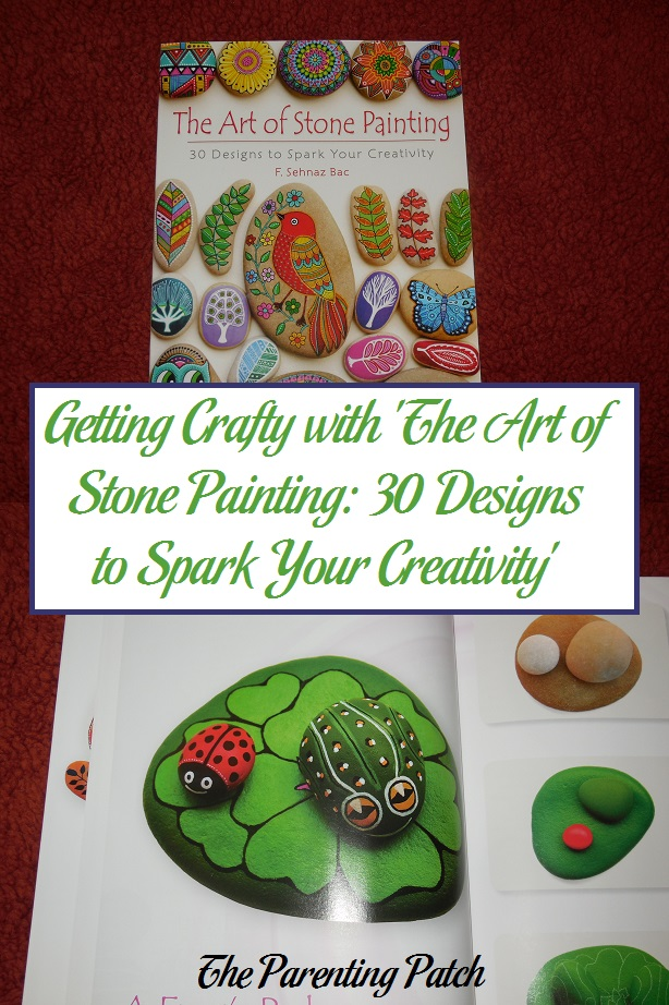 Getting Crafty With The Art Of Stone Painting 30 Designs To Spark