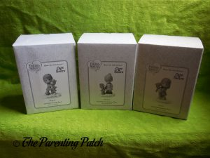 Precious Moments Care Bears in Boxes