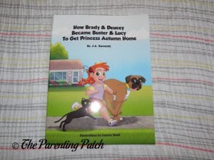 Cover of 'How Brady & Deucey Became Buster & Lucy To Get Princess Autumn Home'