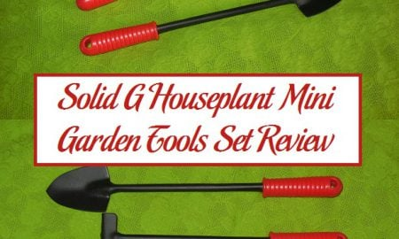 Solid G Houseplant Mini Garden Tools Set Review