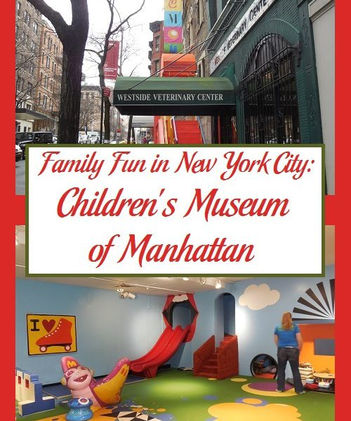 Childrens Museum of Manhattan  Five floors of fun