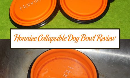 Honniee Collapsible Dog Bowl Review