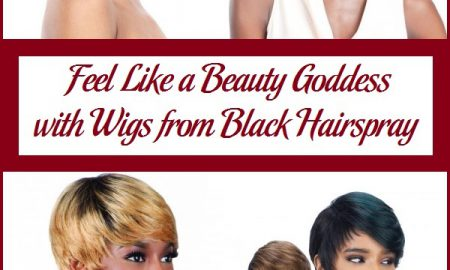 Feel Like a Beauty Goddess with Wigs from Black Hairspray