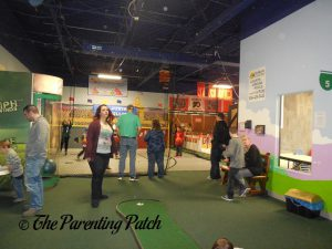 Get Fit at the Garden State Discovery Museum