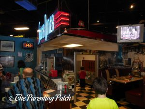 silver diner at the garden state discovery museum - Garden State Discovery Museum