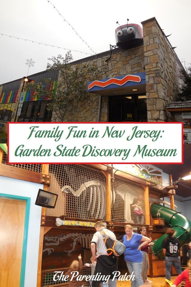 Family Fun in New Jersey: Garden State Discovery Museum