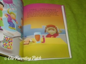 Inside Pages of 'I See Do You See? Alphabets' Personalized Book from KD Novelties 3