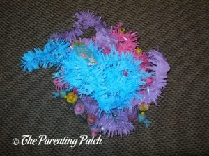 Garland for the Easter Duck-oration Wreath