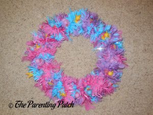 Easter Duck-oration Wreath