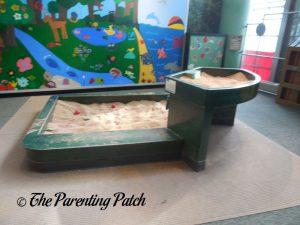 Community Cork Garden at Brooklyn Children's Museum