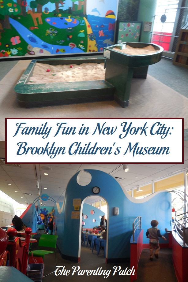 Family Fun in New York City: Brooklyn Children's Museum