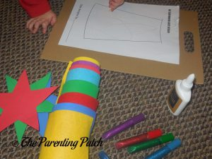 Designing with the Seedling Design Your Own Superhero Cape