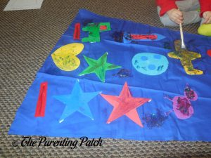 Decorating with the Seedling Design Your Own Superhero Cape